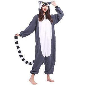 Pijama de animales con orejitas variados
